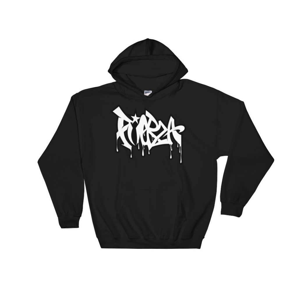 FUERZA Black Out Hoodie